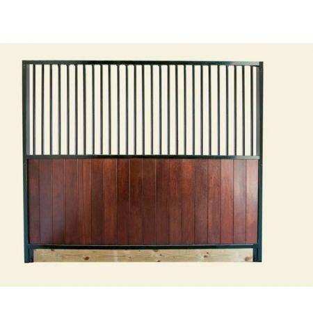 BOX LATERAL PARA CABALLOS MAD/REJA LE GALOP 300 X 230 CMS. PINTADO