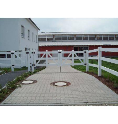Puerta PVC 122 Cm