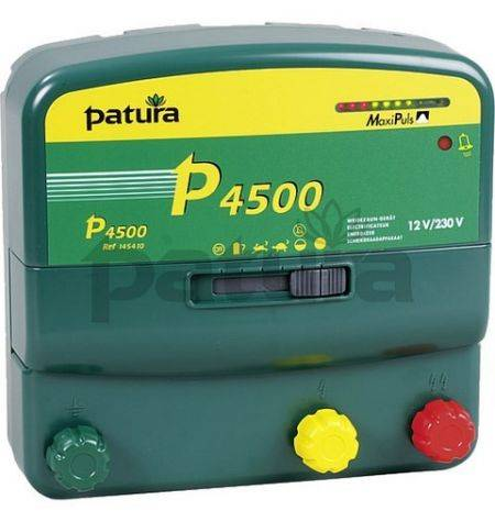 Pastor P 4500 - Desbrozador