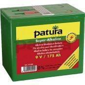 Pilas Super Alcalinas 9 V/ 75 Ah