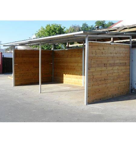 Refugio Para Caballos 3 X 6 M.
