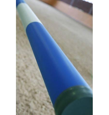 Barra de salto polímero 3m x 89mm
