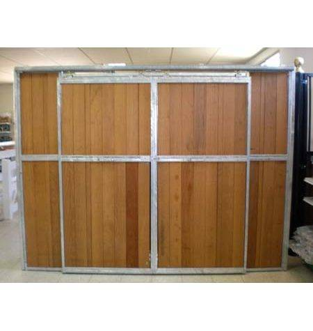FRONTAL PTA CORREDERA DOBLE MAD/MAD 300 x 230 CMS